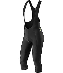 Specialized Therminal Mountain Bib Knickers with SWAT Color: Black