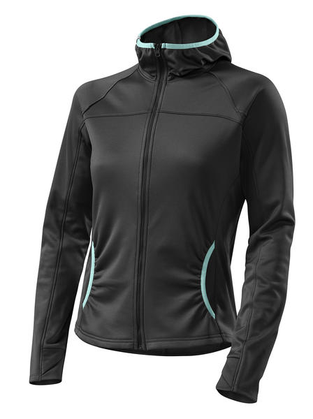 Specialized Therminal Mountain Jersey - Women's Color: Carbon/Teal