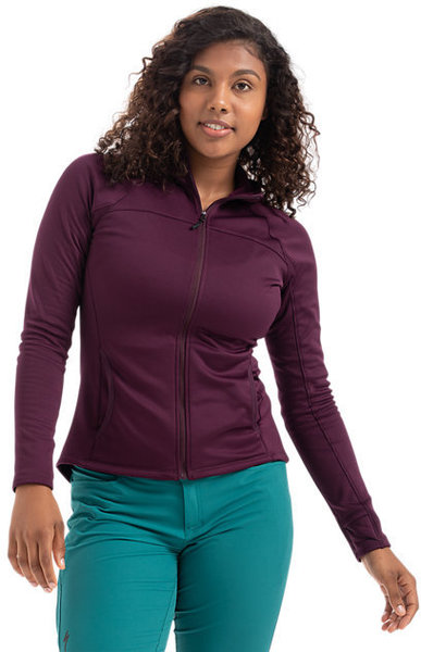 Specialized Therminal Mountain Jersey LS Color: Cast Berry