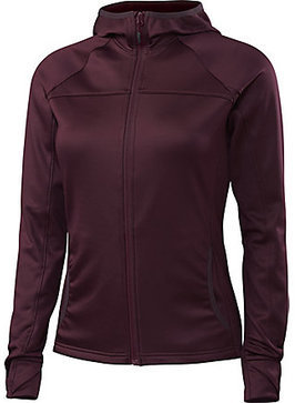 Specialized Women's Therminal Mountain Jersey Color: Black Ruby