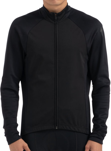 Specialized Therminal Wind Jersey LS Color: Black