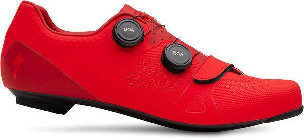 Specialized Torch 3.0 Road Shoes Color: Rocket Red/Candy Red