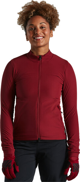 Specialized Trail Series Alpha Jacket Color: Crimson