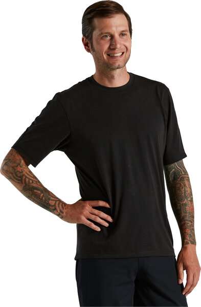 Specialized Trail Series Mineral Wash Jersey Color: Black
