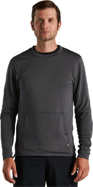 Specialized Trail Series Thermal Jersey LS Color: Slate
