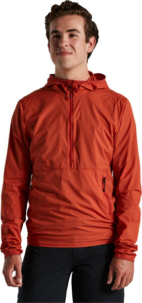 Specialized Trail Series Wind Jacket Color: Redwood