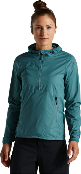 Specialized Trail Series Wind Jacket Color: Dusty Turquoise