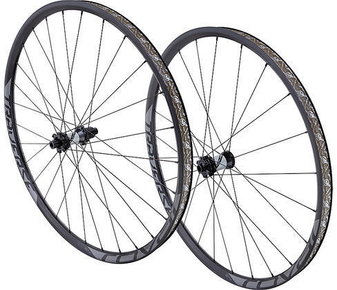 Roval Traverse 29 148 Wheelset Color: Charcoal Decal