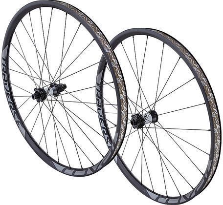 Roval Traverse Fattie 650b 148 Wheelset Color: Charcoal Decal