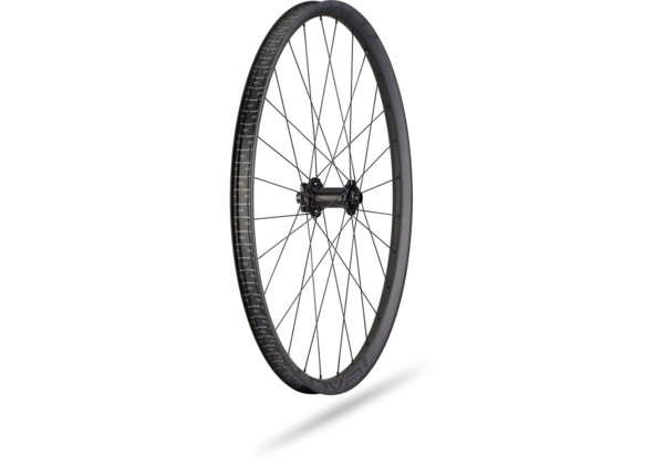 Roval Traverse SL 29 6-Bolt Front Color: Carbon/Black