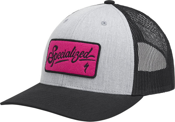 Specialized Script Trucker Snapback Hat