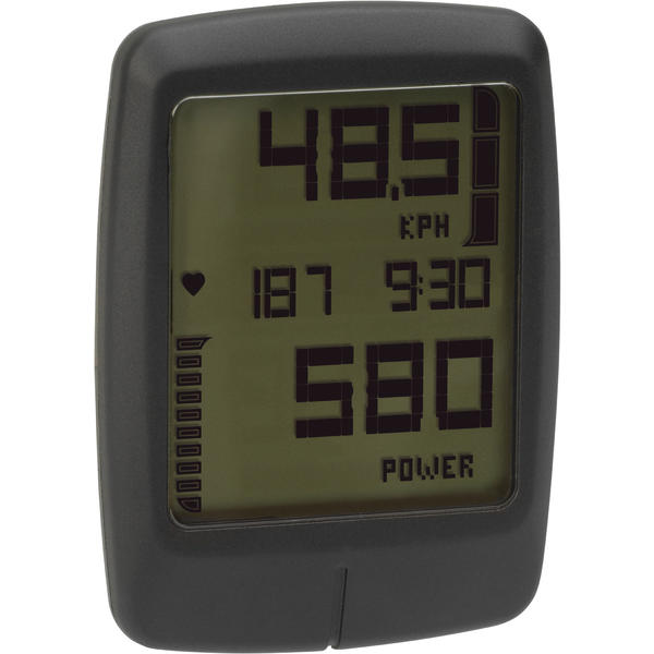 Specialized Turbo Connect Display Color: Black
