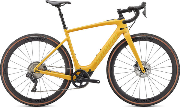 Specialized Turbo Turbo Creo SL Expert EVO Color: Brassy Yellow/Sunset Yellow