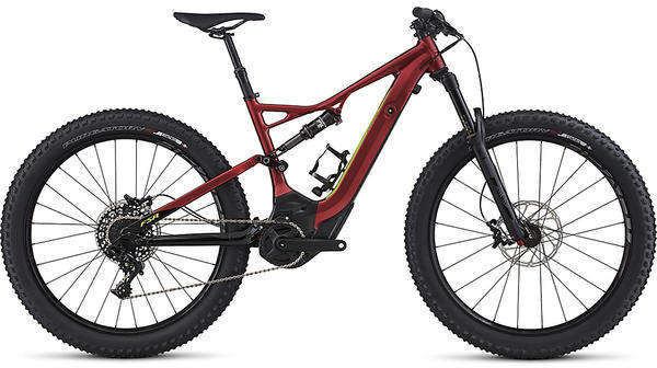 Specialized Turbo DEMO FSR Comp 6Fattie