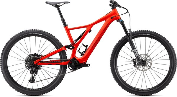 Specialized Turbo Levo SL Comp Color: Rocket Red/Black