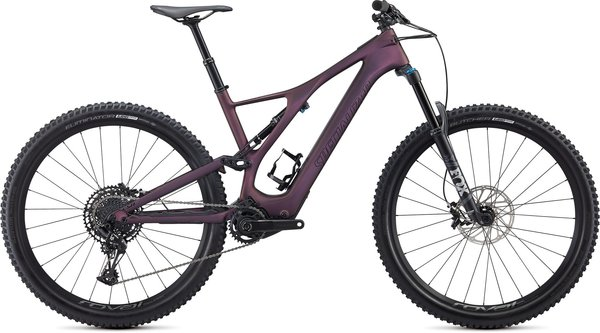 Specialized Turbo Levo SL Comp Carbon Color: Cast Berry/Black