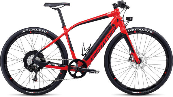 Specialized Turbo S Color: Red/Black