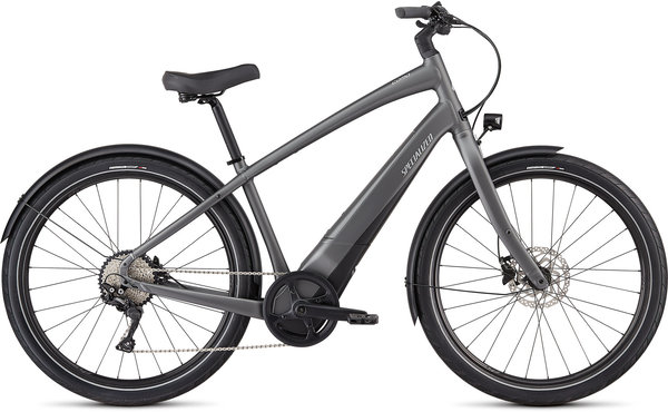 Specialized Turbo Como 4.0 650b Color: Charcoal/Black/Chrome