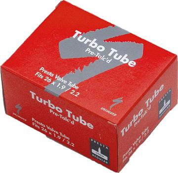 Specialized Turbo Ultralight MTB Tube w/Talc (Presta)