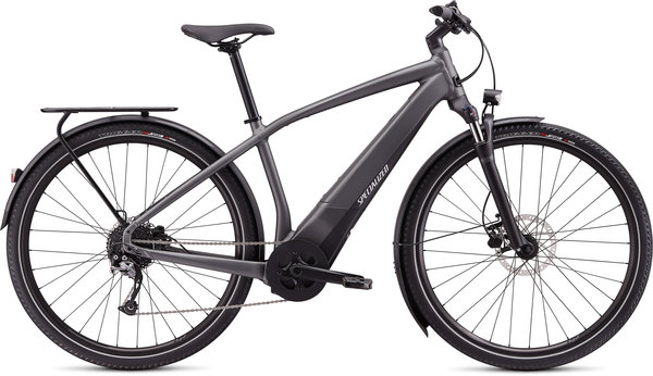 Specialized Turbo Vado 3.0 Color: Charcoal/Black/Liquid Silver