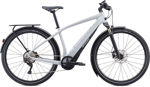Specialized Turbo Vado 4.0 Color: Dove Grey/Black/Liquid Silver