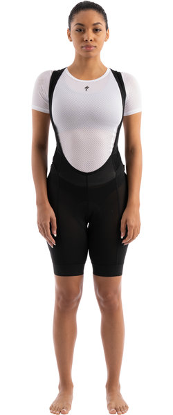 Specialized Women's Ultralight Liner Bib Shorts With SWAT Color: Black