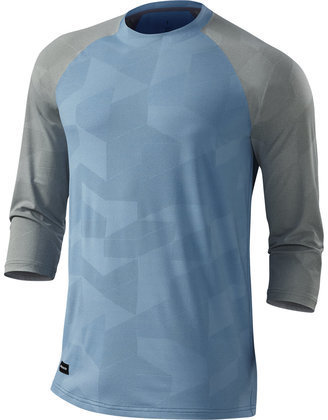 Specialized Utility 3/4 Jersey Color: Blue Haze