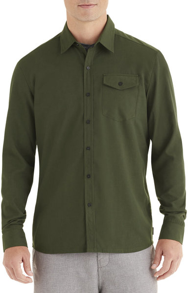 Specialized Utility Flannel Color: Kombu Green