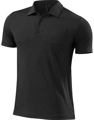 Specialized Utility Polo Color: Black Heather