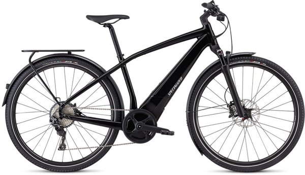 Specialized Turbo Turbo Vado 5.0 Color: Black/Black/Liquid Silver