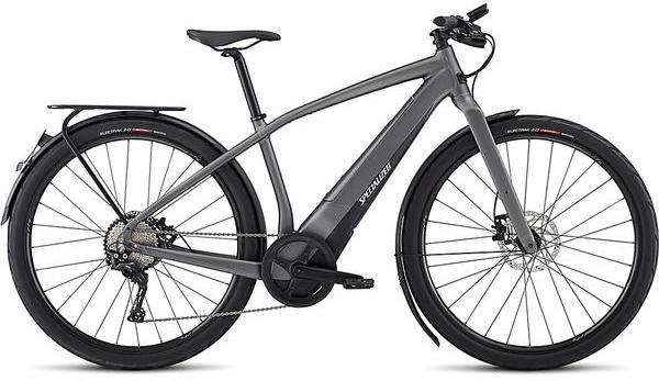 Specialized Turbo Men's Vado 5.0 Color: Gloss Charcoal/Black/Chrome