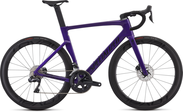 Specialized Venge Pro Color: Purple Flake/Satin Black
