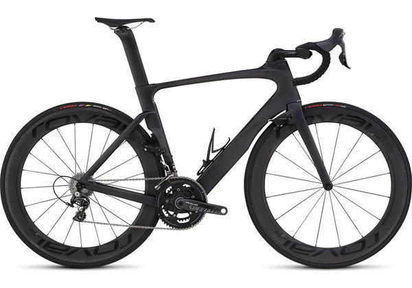 Specialized Venge Pro ViAS Color: Satin Black/Carbon/Clean