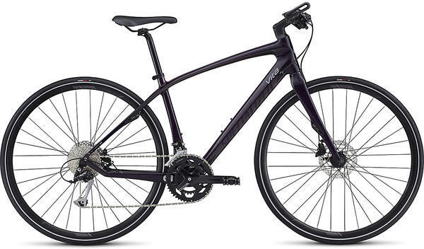 Specialized Vita Sport Carbon - Women's Color: Blackberry Tint Carbon/Warm Charcoal/Cool Gray