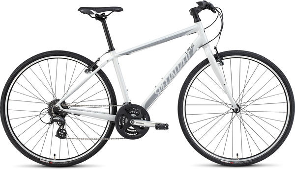 Specialized Vita - Women's Color: Gloss White/Silver/Charcoal