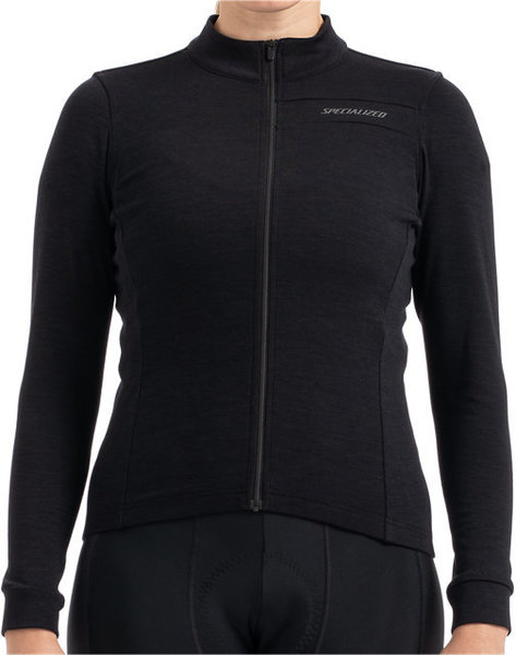 Specialized Women's RBX Merino Long Sleeve Jersey Color: Black