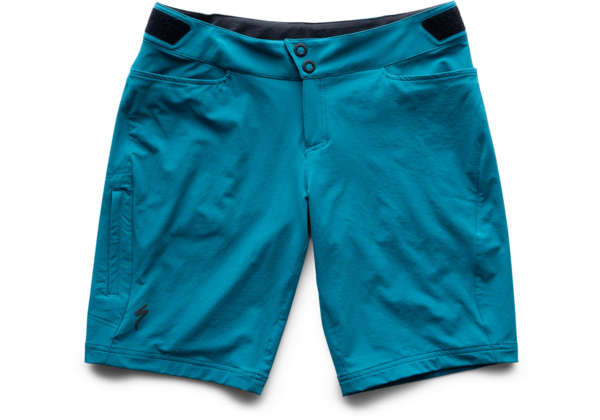 Specialized Women's Andorra Comp Shorts Color: Tropical Teal