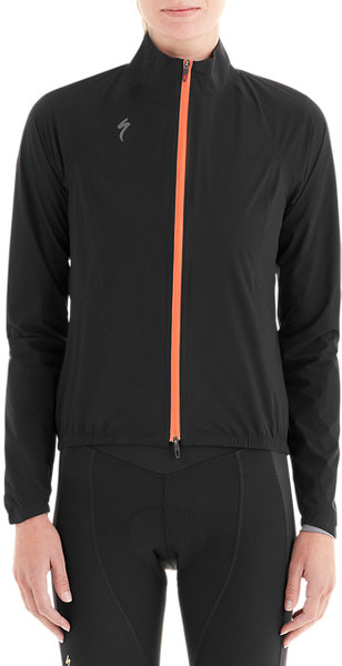 Specialized Women's Deflect H2O Pac Jacket Color: Black