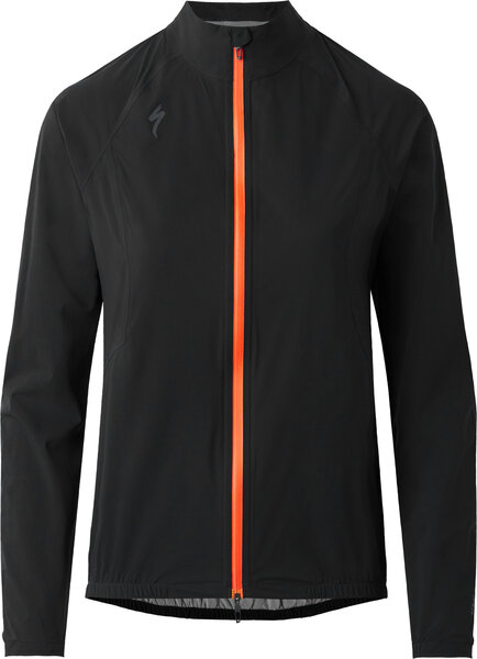 Specialized Women's Deflect Pac Jacket Color: Black