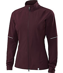 Specialized Women's Deflect Jacket Color: Black Ruby