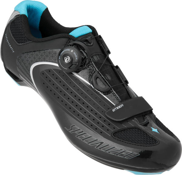 Specialized Ember Road Shoes - Women's Color: Black/Blue
