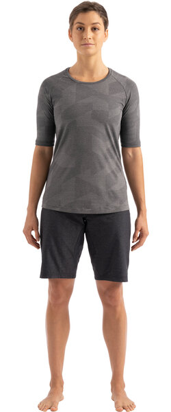 Specialized Women's Emma Short Sleeve Jersey Color: Black