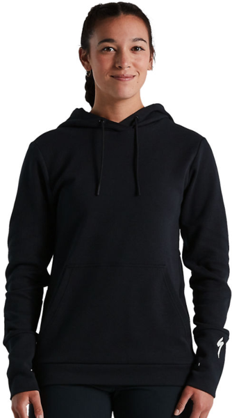 Specialized Women's Legacy Pull-Over Hoodie Color: Black