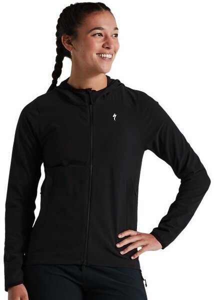 Specialized Women's Legacy Wind Jacket Color: Black
