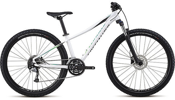 Specialized Women's Pitch Comp 27.5 Color: Gloss Satin White/Cali Fade/Black