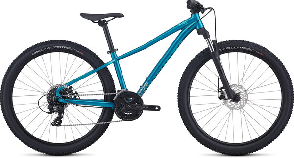 Specialized Women's Pitch-Little Bellas LTD Color: Gloss Turquoise/Acid Mint