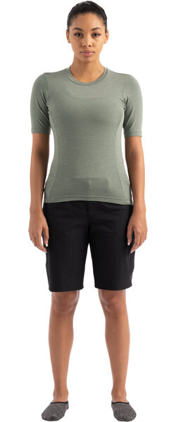 Specialized Women's RBX Adventure Jersey Color: Sage Green