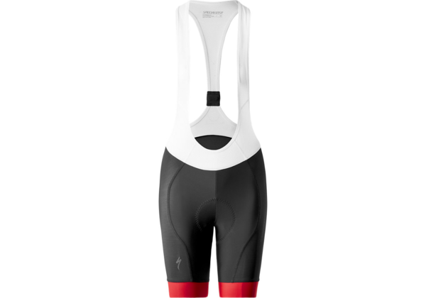 Specialized Women's RBX Bib Shorts Color: Black/Red