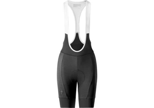 Specialized Women's RBX Bib Shorts w/SWAT Color: Black