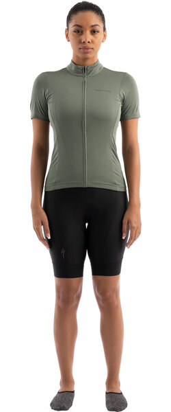Specialized Women's RBX Classic Short Sleeve Jersey Color: Sage Green